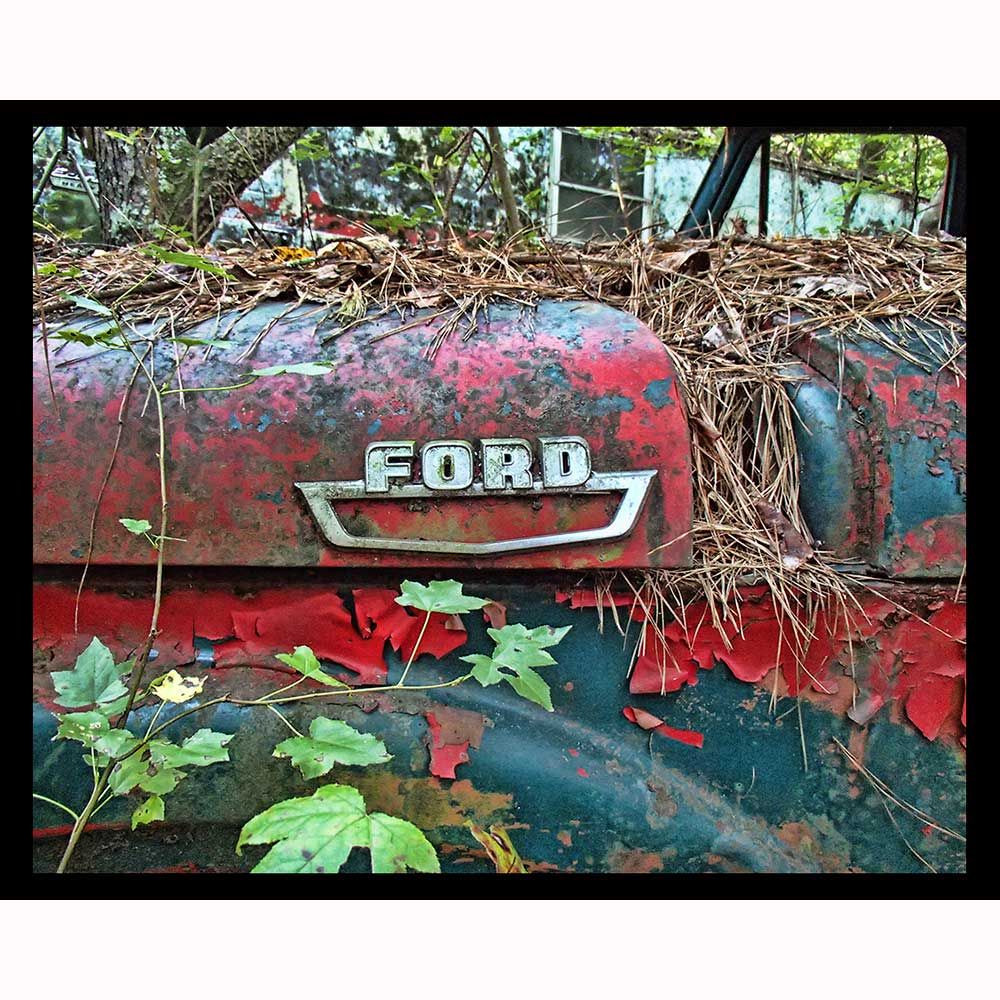 Ford Truck Emblem